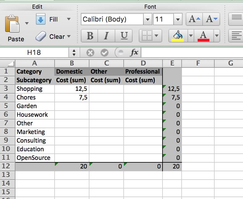 130 demo pivot sheet