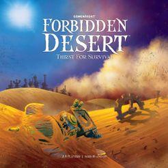 Forbidden Desert game image