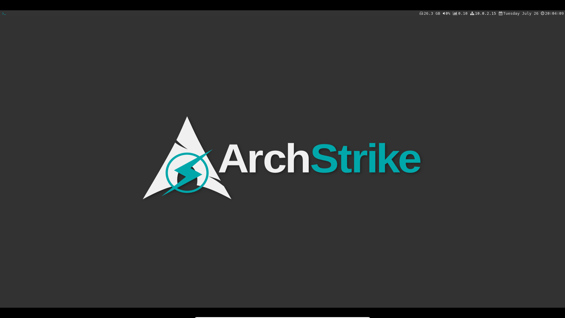 GitHub - ArchStrike/archstrike-i3-config: i3 configuration files for