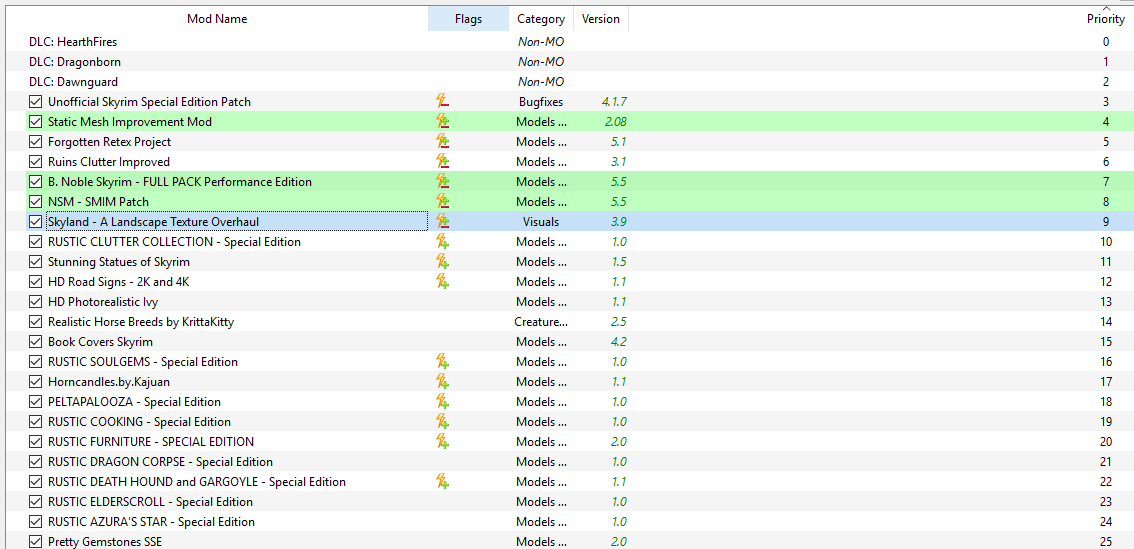 6: Merging Plugins and Mods · Lord-Akkrand/Skyrim-NX-Toolkit