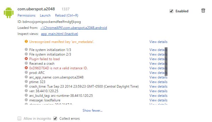 File system initialization step 3 failure (Windows 8 64 bit