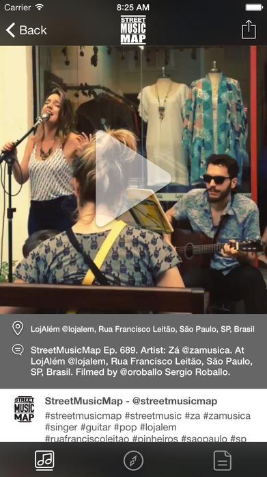 StreetMusicMap image 2