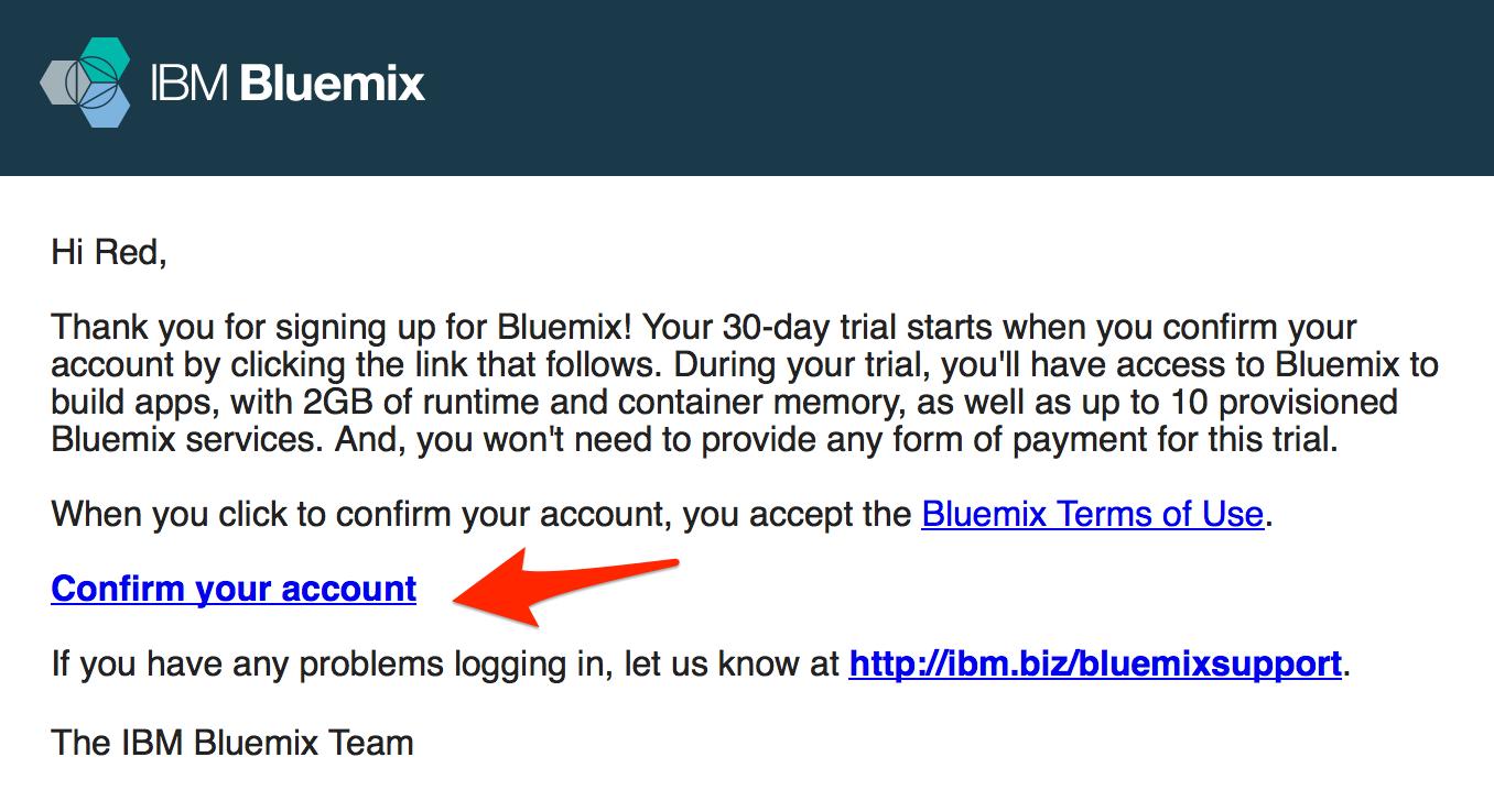 bluemix-email