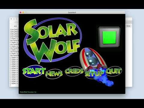 solarwolf on SDL2 and pypy