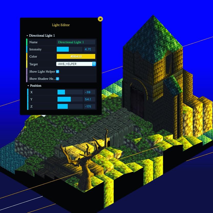 Less shadowmap rendering · Issue #6814 · mrdoob/three js