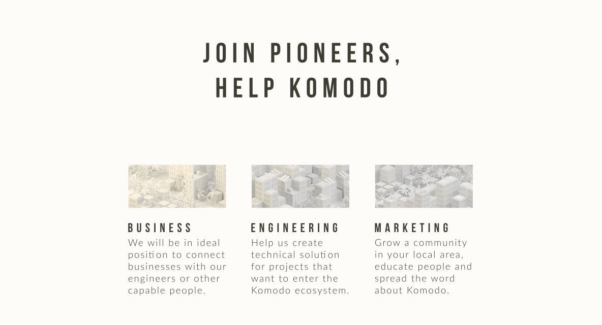Komodo Notary Node Elections 2018 - Pioneers