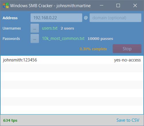 GitHub - mattwright324/windows-smb-cracker: Crack Windows
