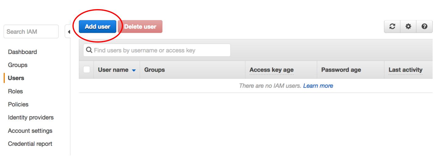 Select Add User