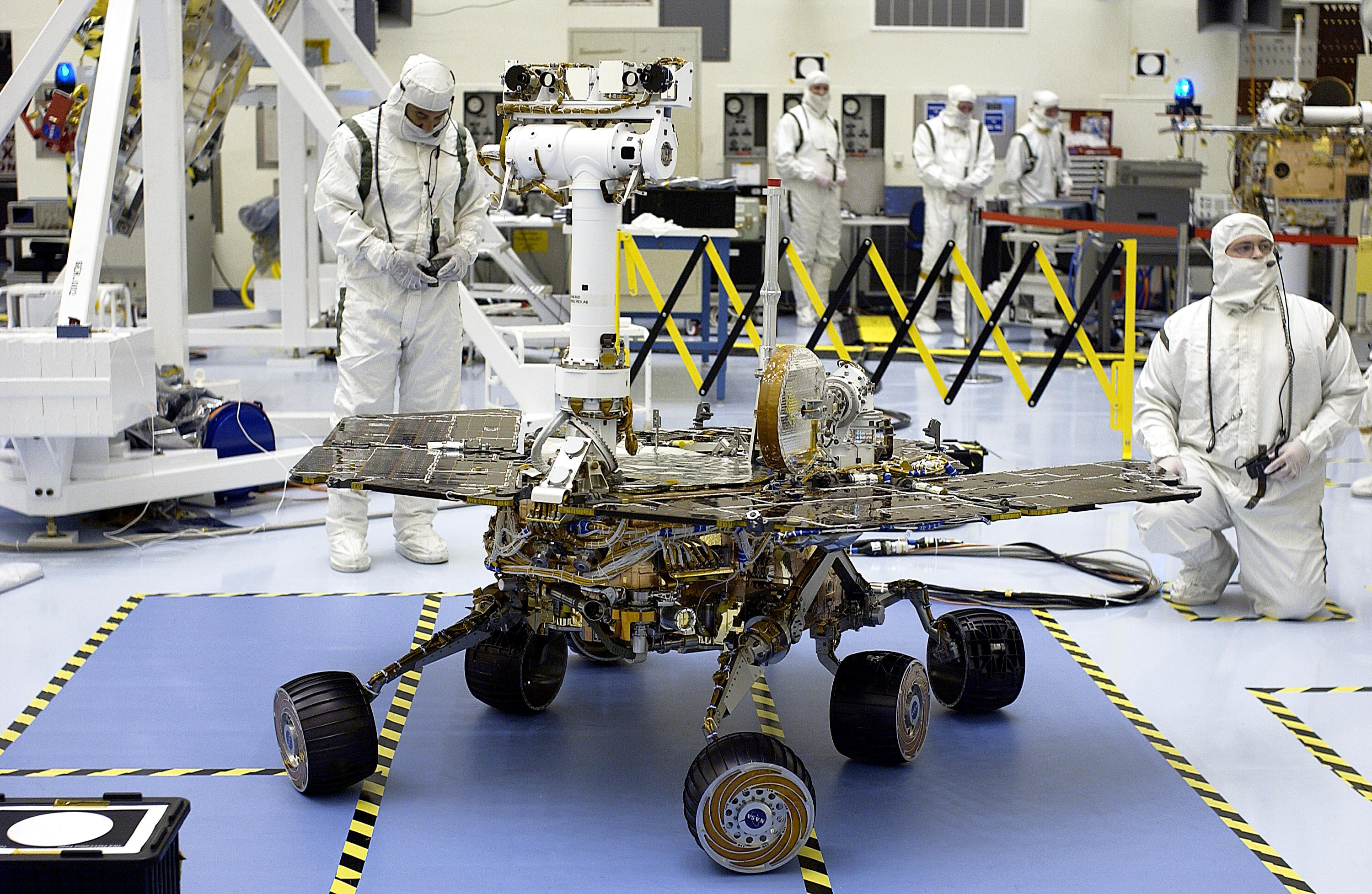 Opportunity (rover)