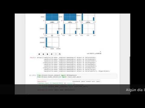 Entrenando una red neuronal con Python
