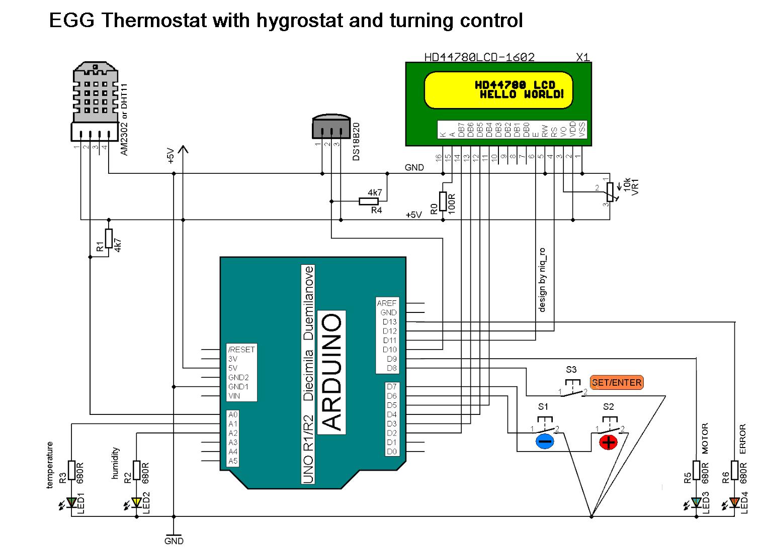 Egg Incubator Diagram - Smart Wiring Diagrams •