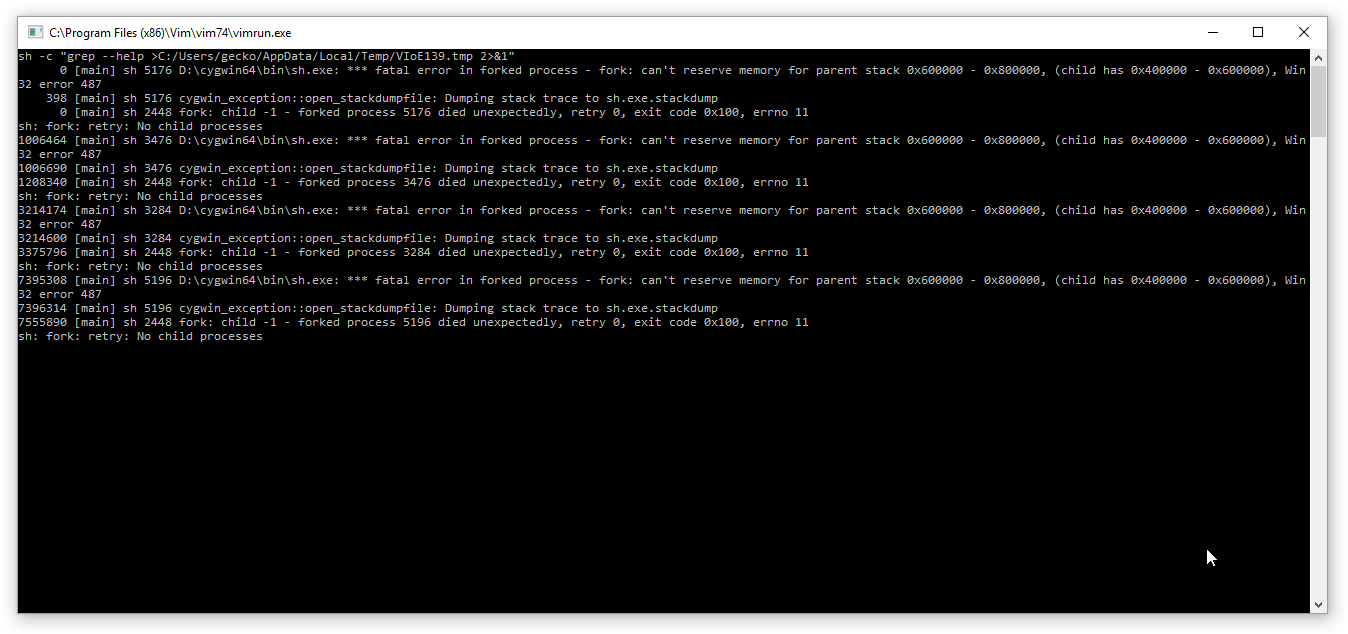 how to run sh file in windows using cygwin