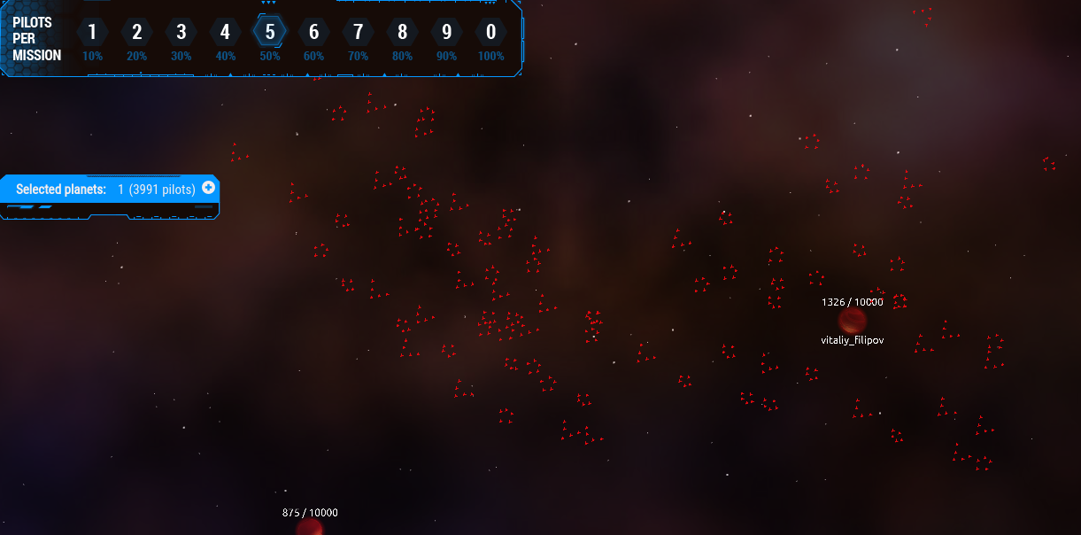 warcluster red armada