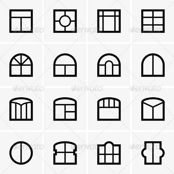 Icon request icon window issue 2633 fortawesome font for Window design vector