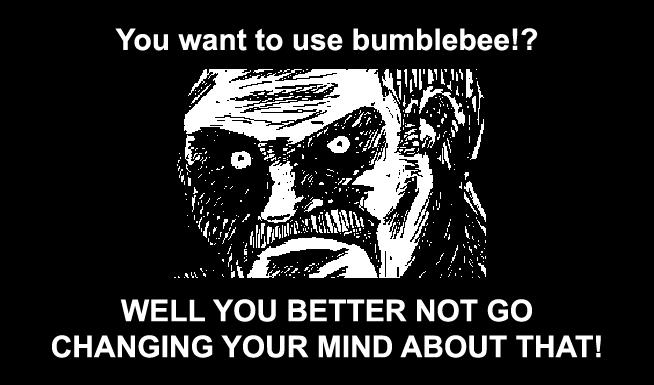 Bumblestare