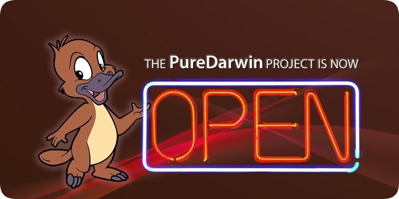 GitHub - PureDarwin/PureDarwin: Darwin is the Open Source ...