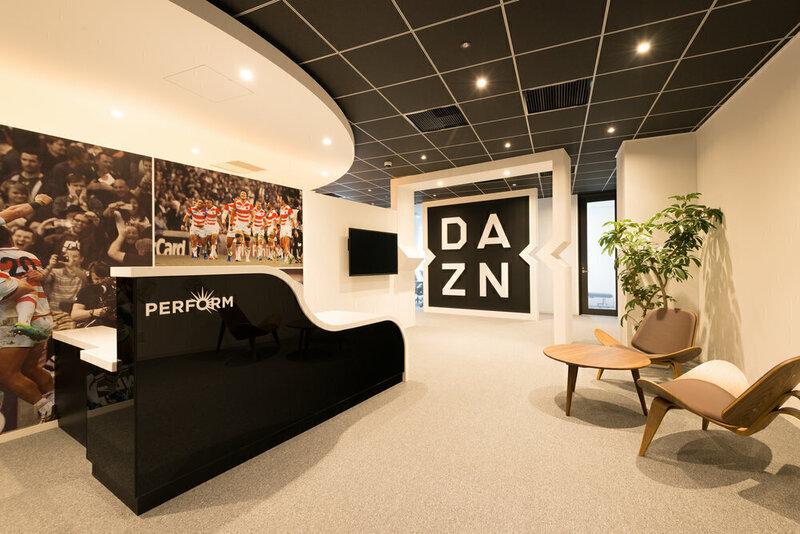 DAZN: Office