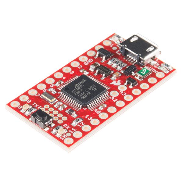 Board: SparkFun SAMD21 Mini · RIOT-OS/RIOT Wiki · GitHub