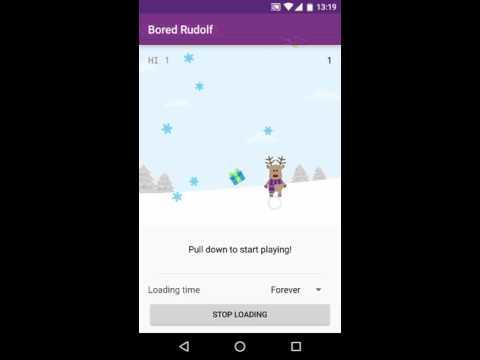 Bored Rudolf Demo Video