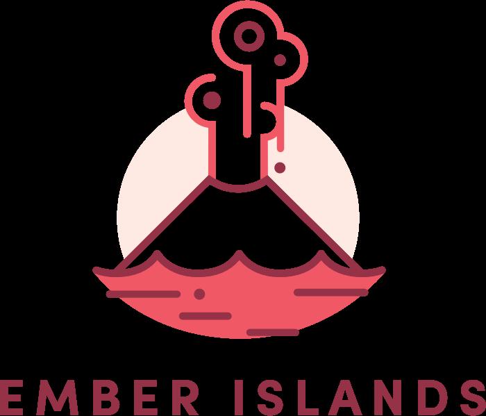 Ember Islands Logo