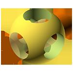 OpenSCAD Logo