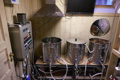 GitHub - Manuel83/craftbeerpi: Brew Controller