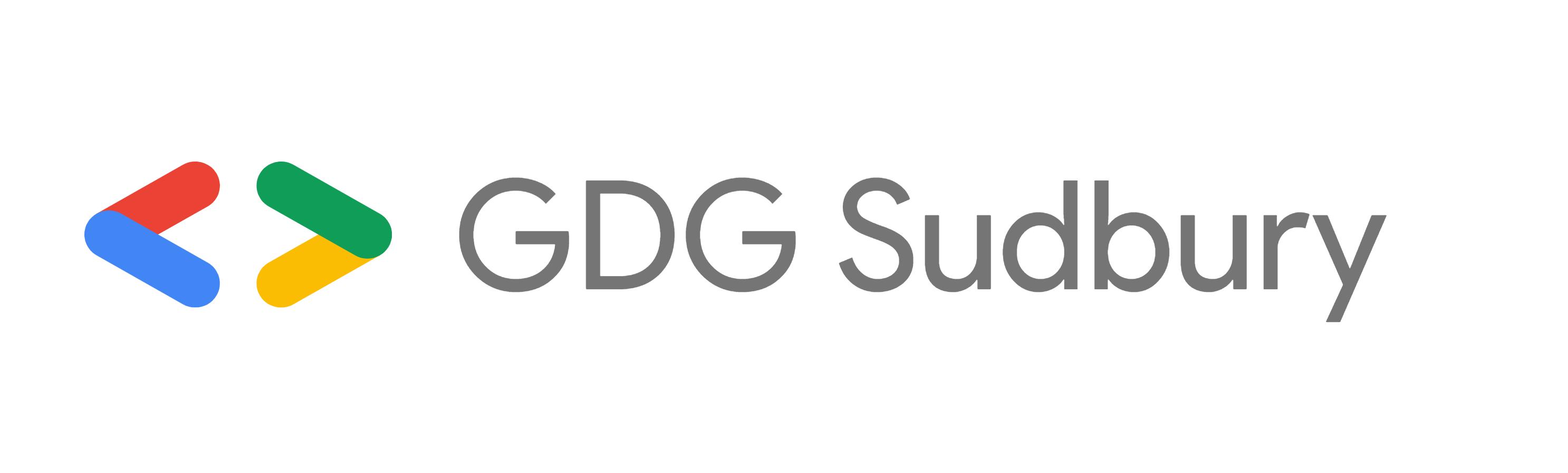 GDG Sudbury Logo