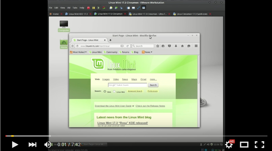 Ultimate Linux Mint Update