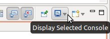 Display Selected Console icon