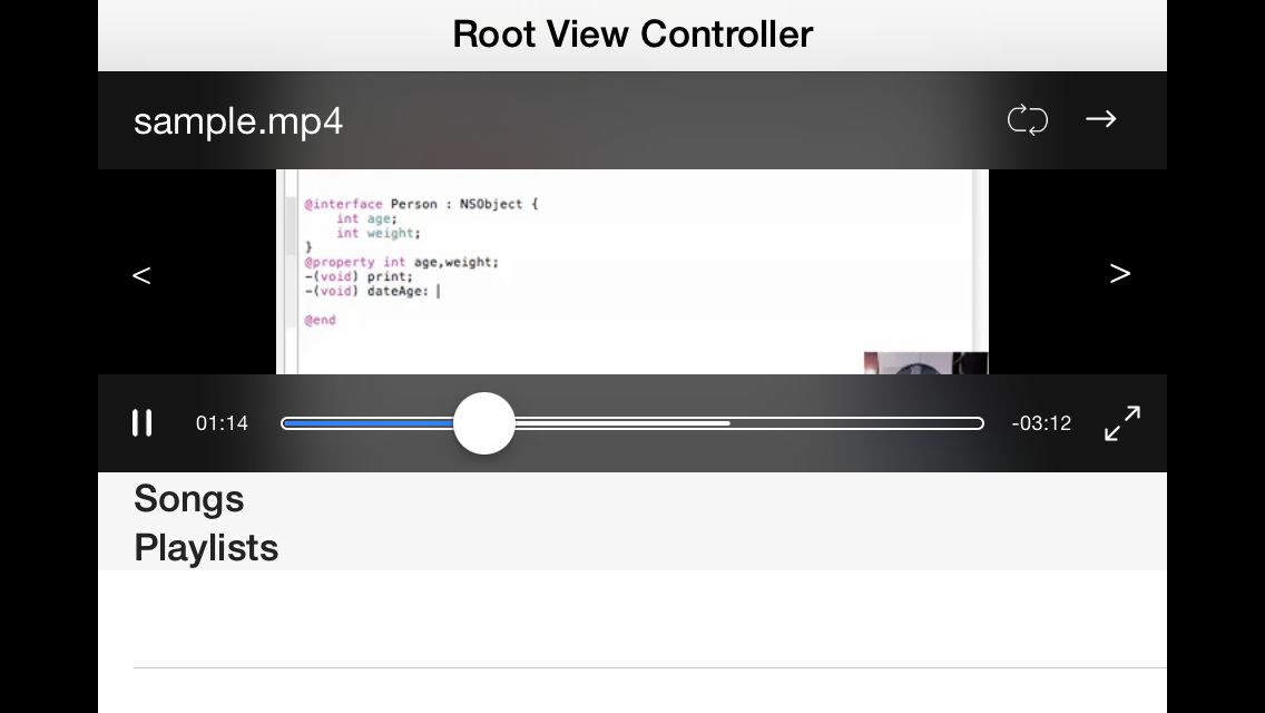 GitHub - 0x0c/LMMediaPlayer: A video and audio player with
