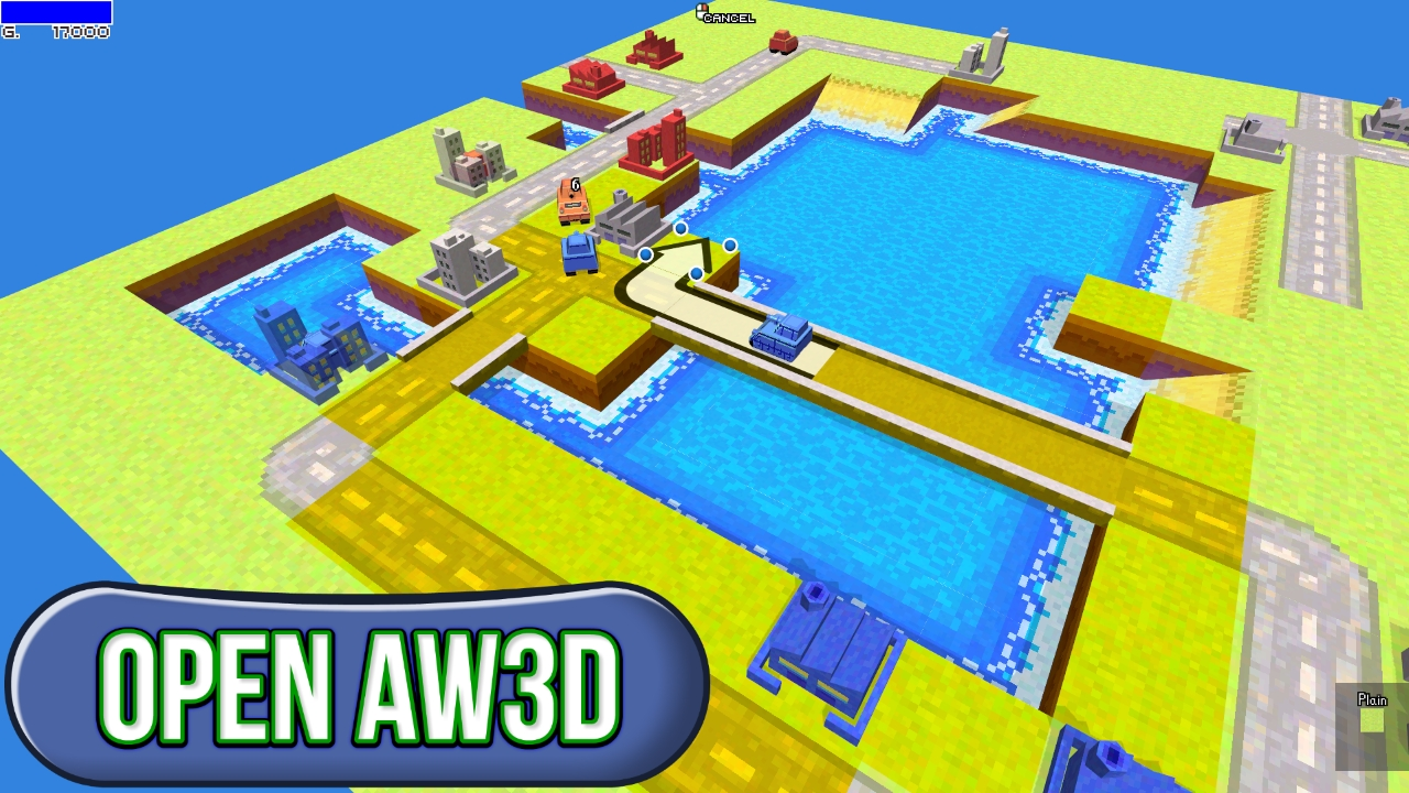 GitHub - Torrunt/OpenAW3D: 3D Advance Wars tribute game made