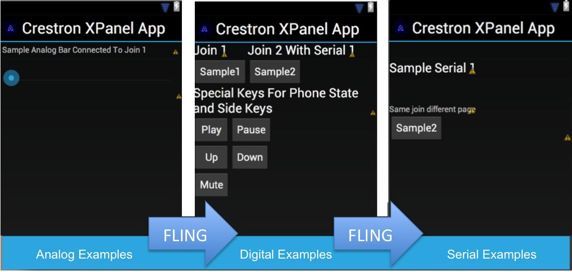 GitHub - stealthflyer/CrestronXPanelApp: Android Crestron