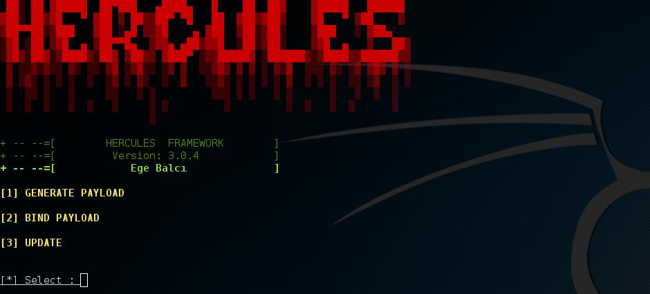 GitHub - EgeBalci/HERCULES: HERCULES is a special payload generator