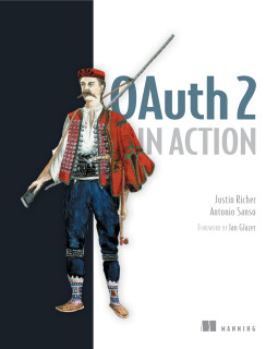 Cover of OAuth 2 in Action