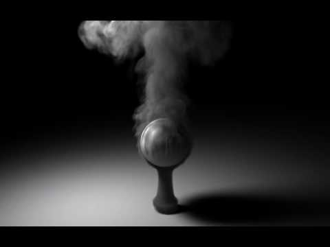 Smoke Passing through a Sphere