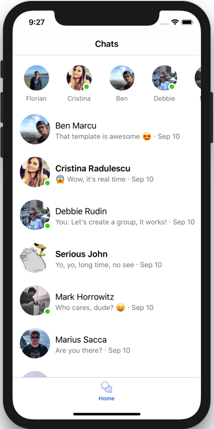 GitHub - instamobile/messenger-iOS-chat-swift-firestore