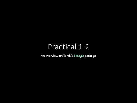 Practical 1.2 - image package