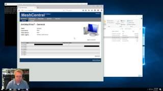 MeshCentral2 - JavaScript in the MeshAgent