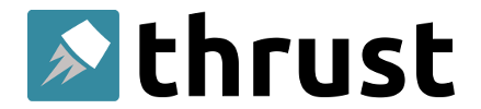 Logo Thrust
