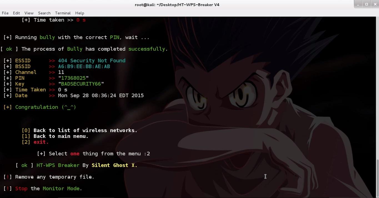 GitHub - SilentGhostX/HT-WPS-Breaker: HT-WPS Breaker (High Touch WPS
