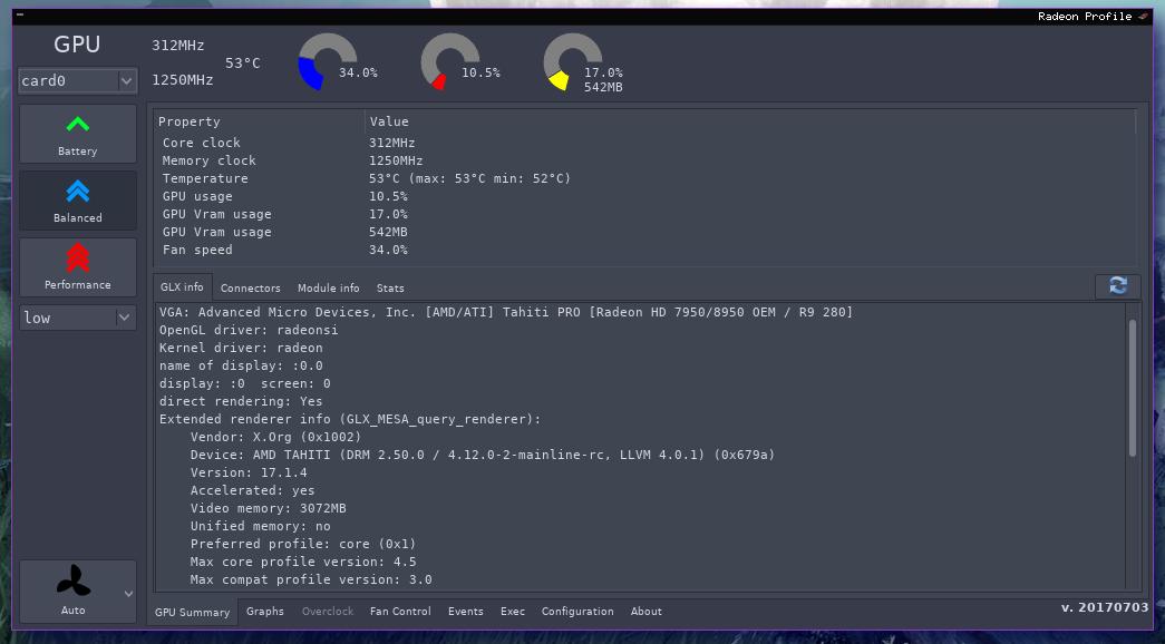 AMDGPU Pro Control Panel ? | Community