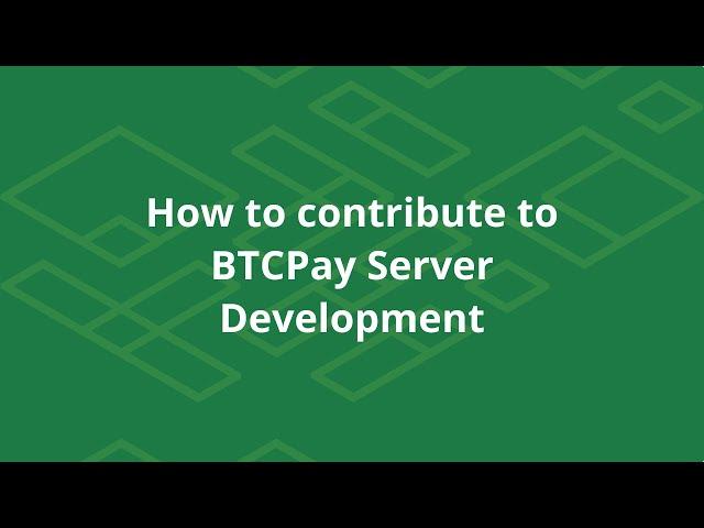 Rockstar Dev and Britt Kelly - Btc Pay Server Code Along