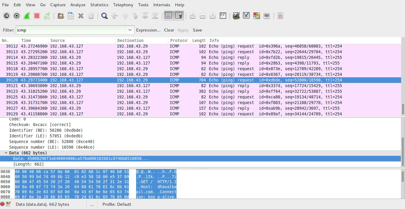 wlan0 proxy server side