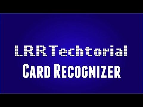 LRRTechtorial - Card Recognizer
