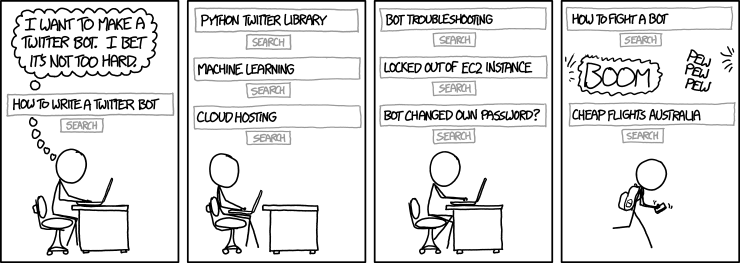 Great comics from xkcd com · GitHub