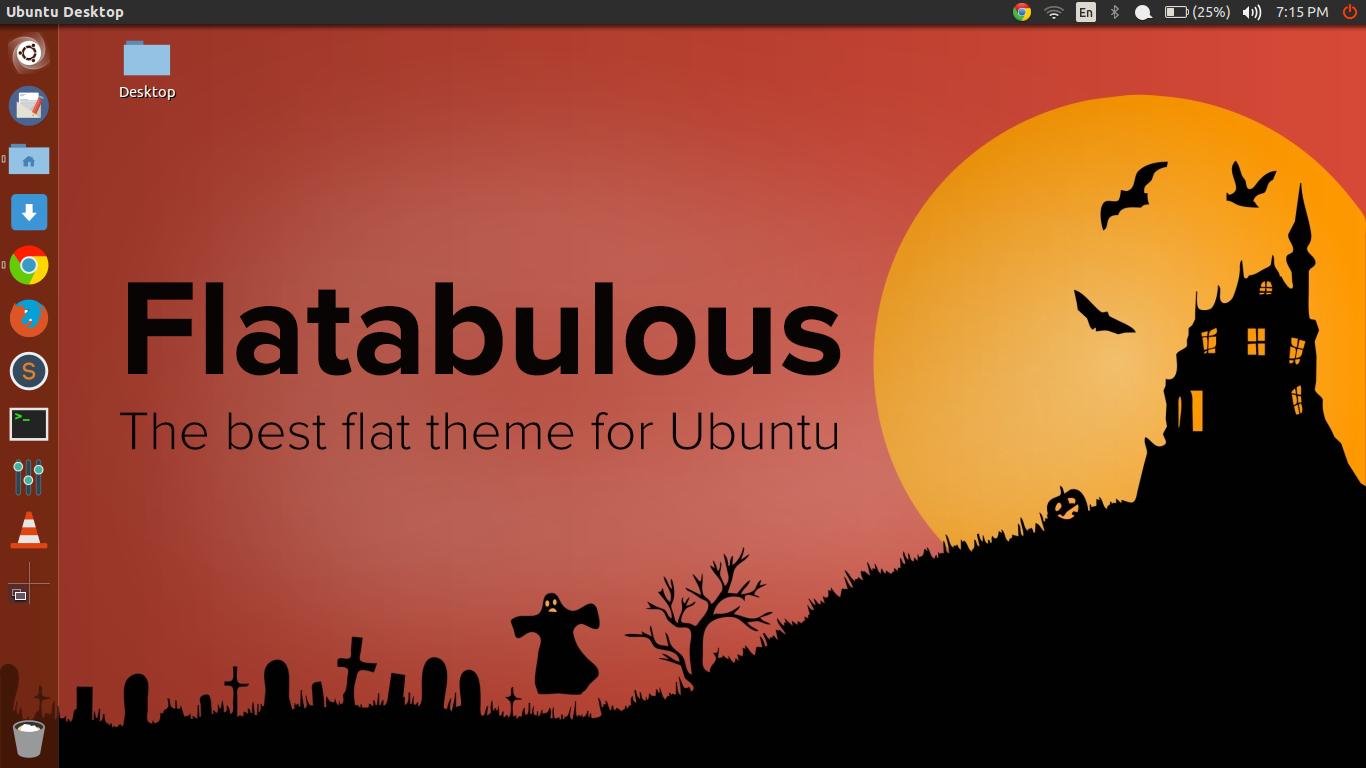 Flatabulous:Ubuntu系统美化主题