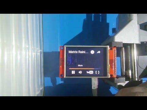 VNC Client on ESP8266 + ILI9341 + Touch
