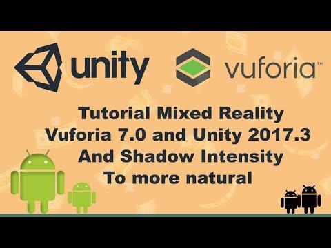 GitHub - walidabazo/Tutorial-Unity-and-Vuforia-Realistic