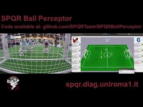 SPQR Ball Perceptor