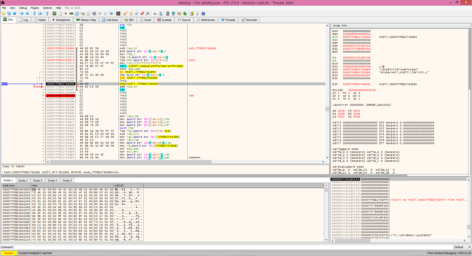 Color Schemes · x64dbg/x64dbg Wiki · GitHub